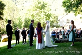 Wedding at the  Meadowood resort, St Helena - CA