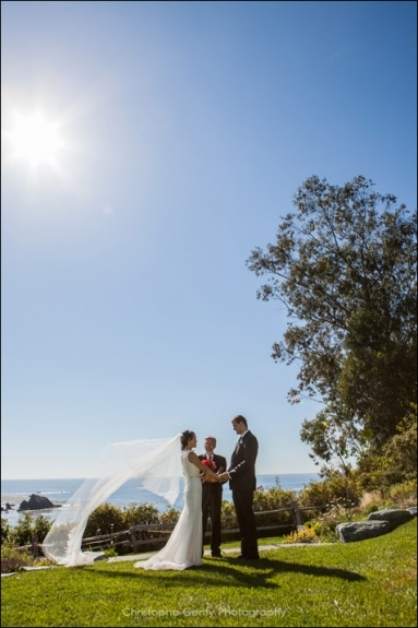 Medocino Elopement Photography at the Albion Inn - Michelle & Eugene