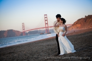 Engagment photography in San Francisco, CA