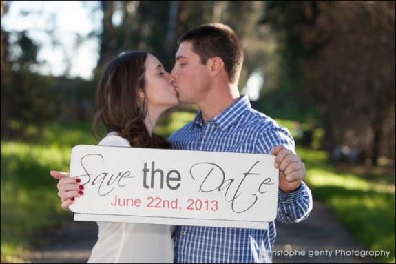 Napa Engagement photography