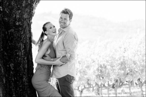 Napa Valley Candid Proposal Photography - Viader Winery