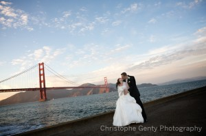 San Francisco Wedding photography - St Peter & Paul Church