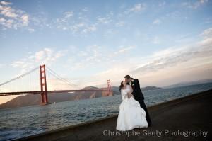 San Francisco Wedding photography - St Peter & Paul Church