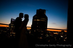 Wedding at The Citizen's Hotel, Sacramento CA