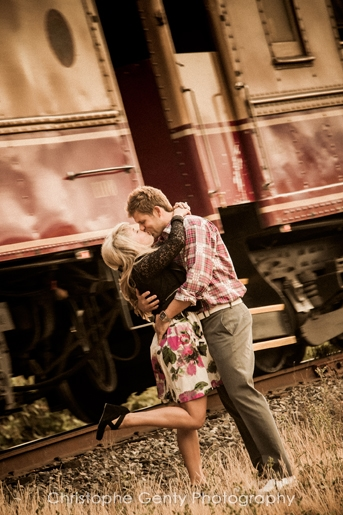 Napa Candid Proposal Photography - Mark & Laeni