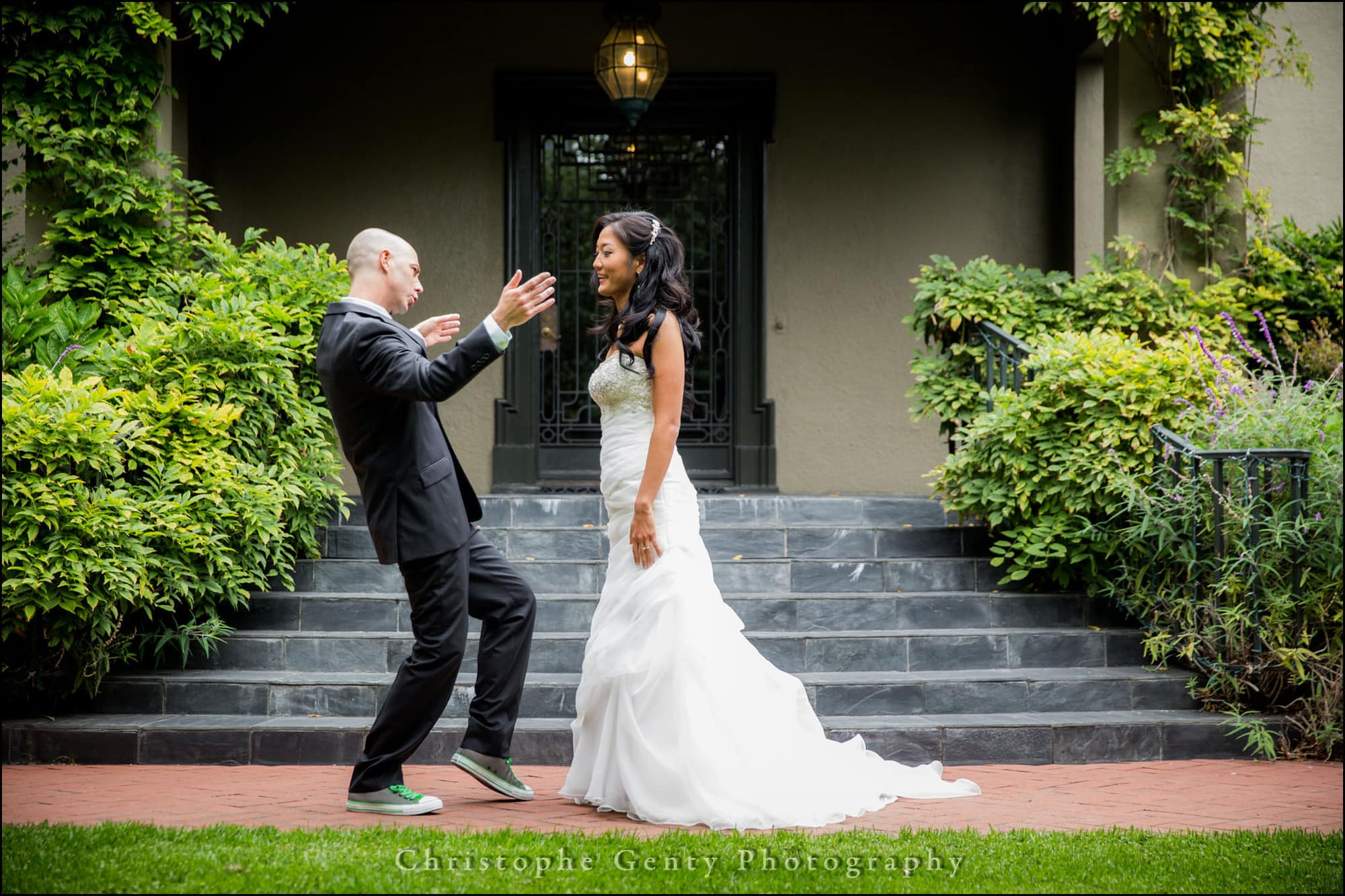 Wedding photography In San Francisco - Shelley & Cory