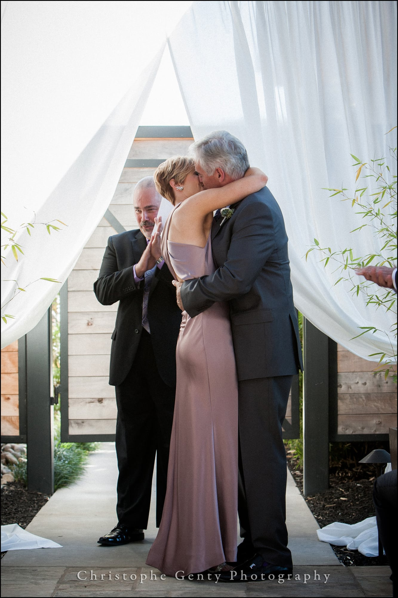 Wedding Photography at Bardessono, Yountville Ca - Kristen & Frank