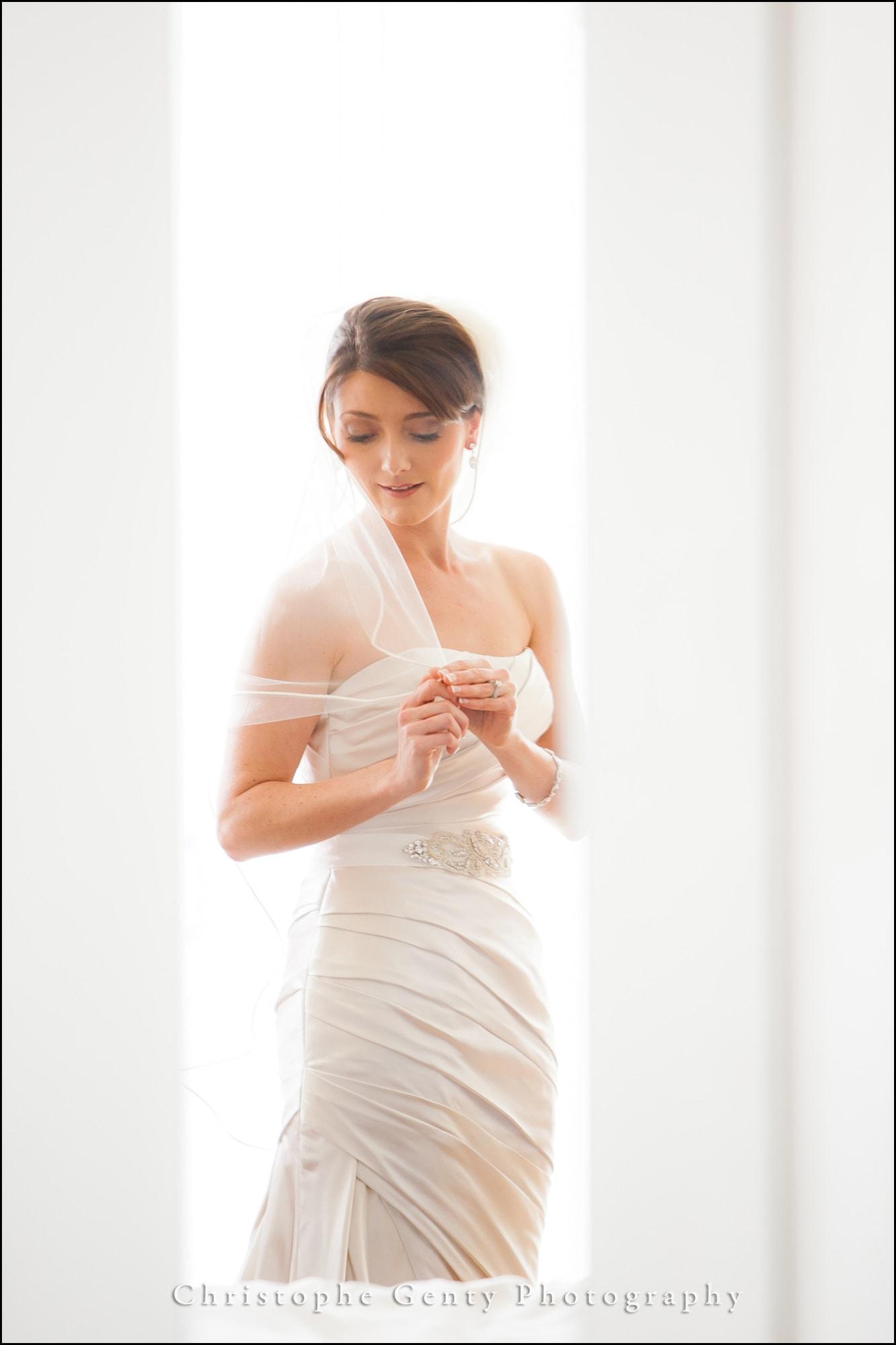 Napa Wedding Photography at Brix Restaurant in Napa - Karine & Ted