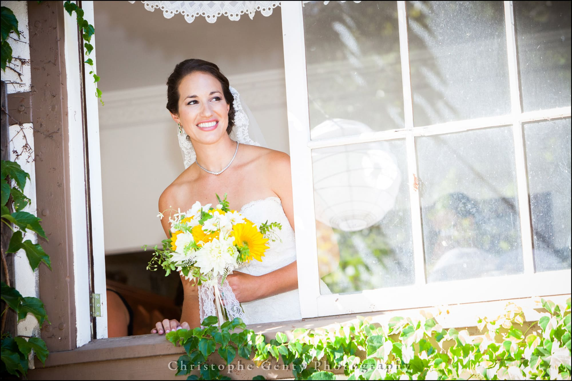 Wedding Photography at The Sylvan Lake Estate in Angwin, CA