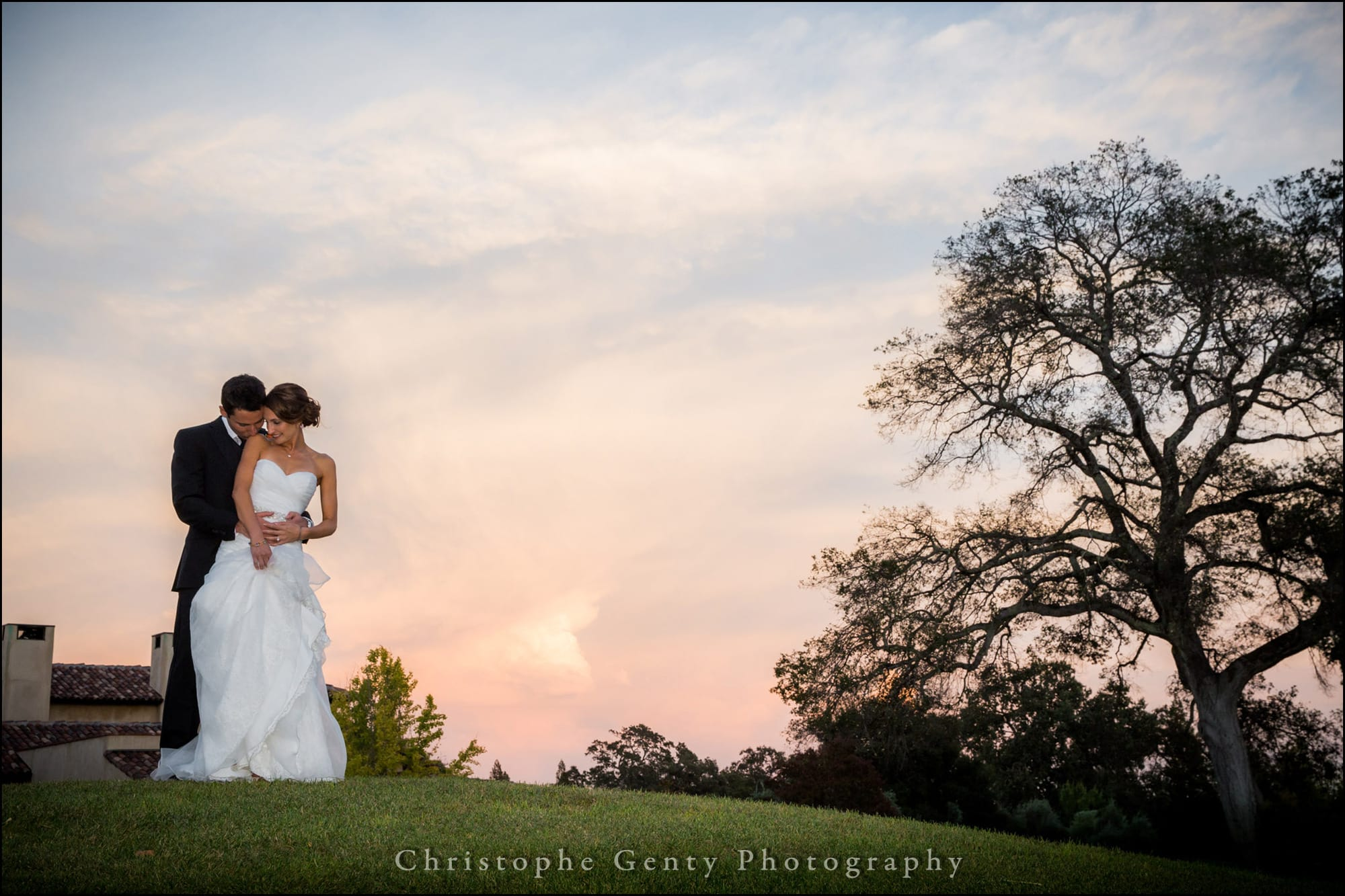 Wedding Photography at the Sonoma Mission Inn golf Club, Sonoma CA
