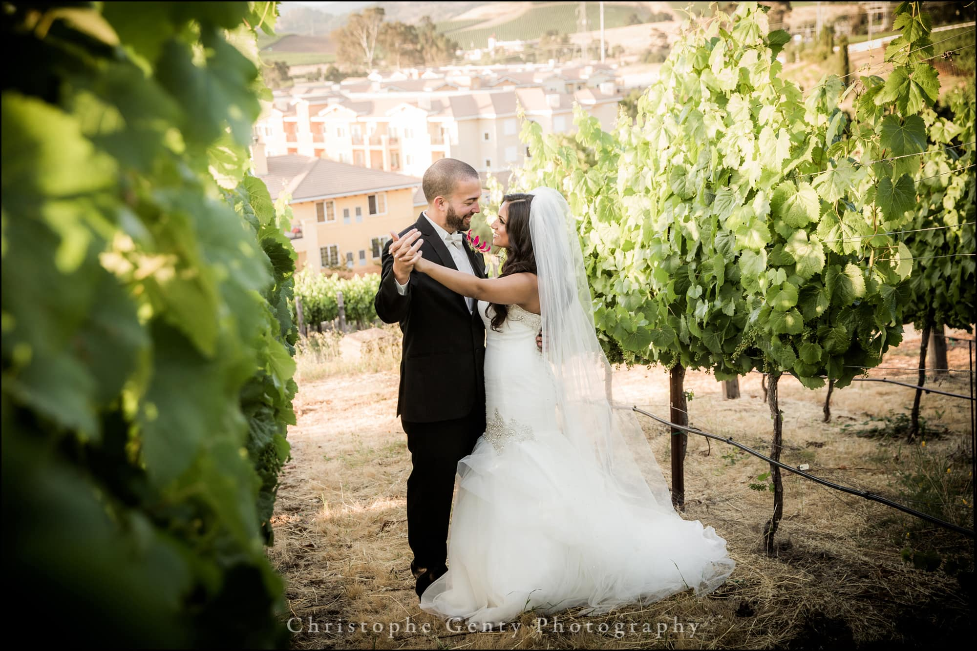 Wedding photography at the meritage resort and spa tanya for Napa wedding photographer