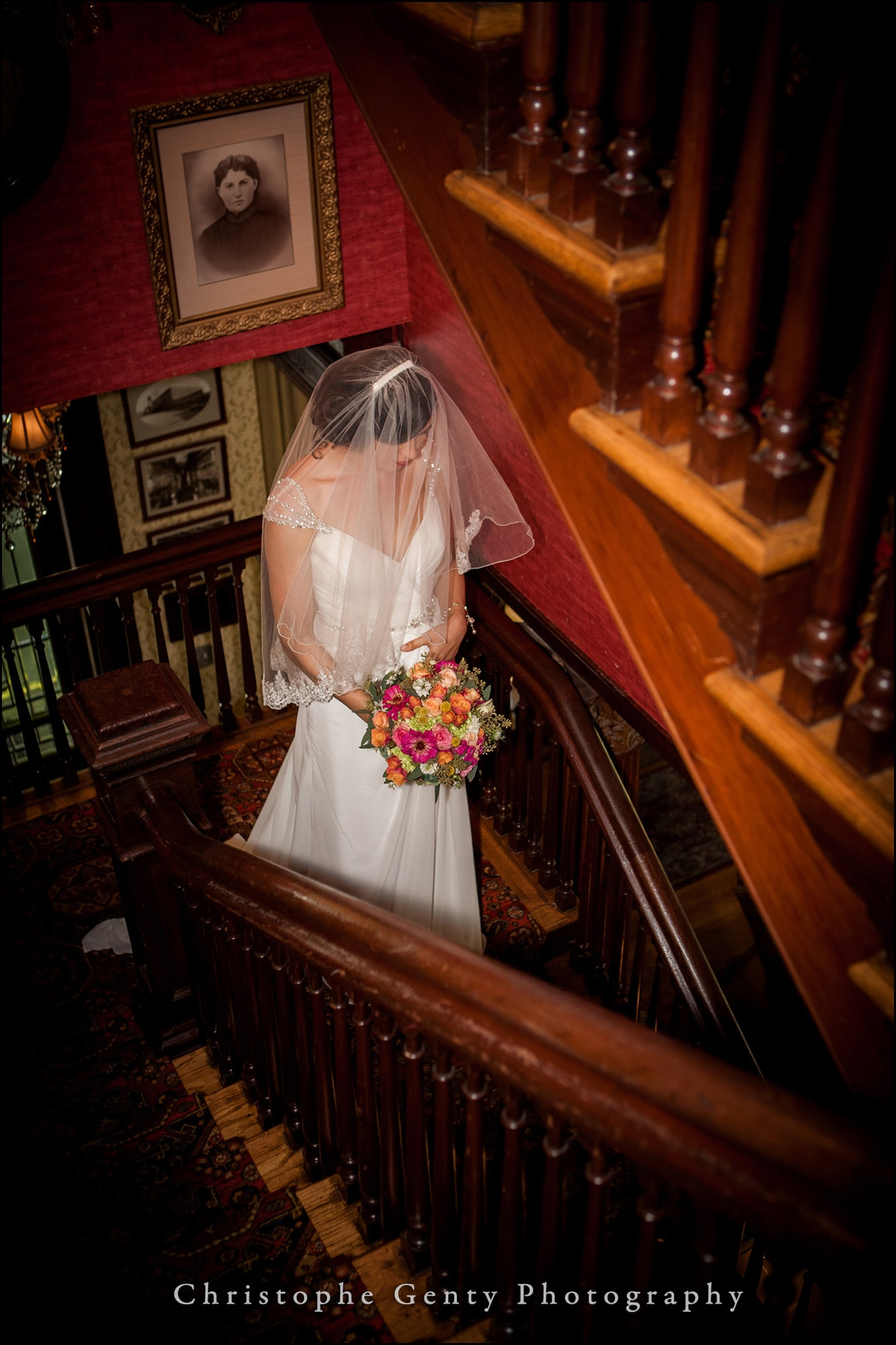 Wedding photography at churchill Manor