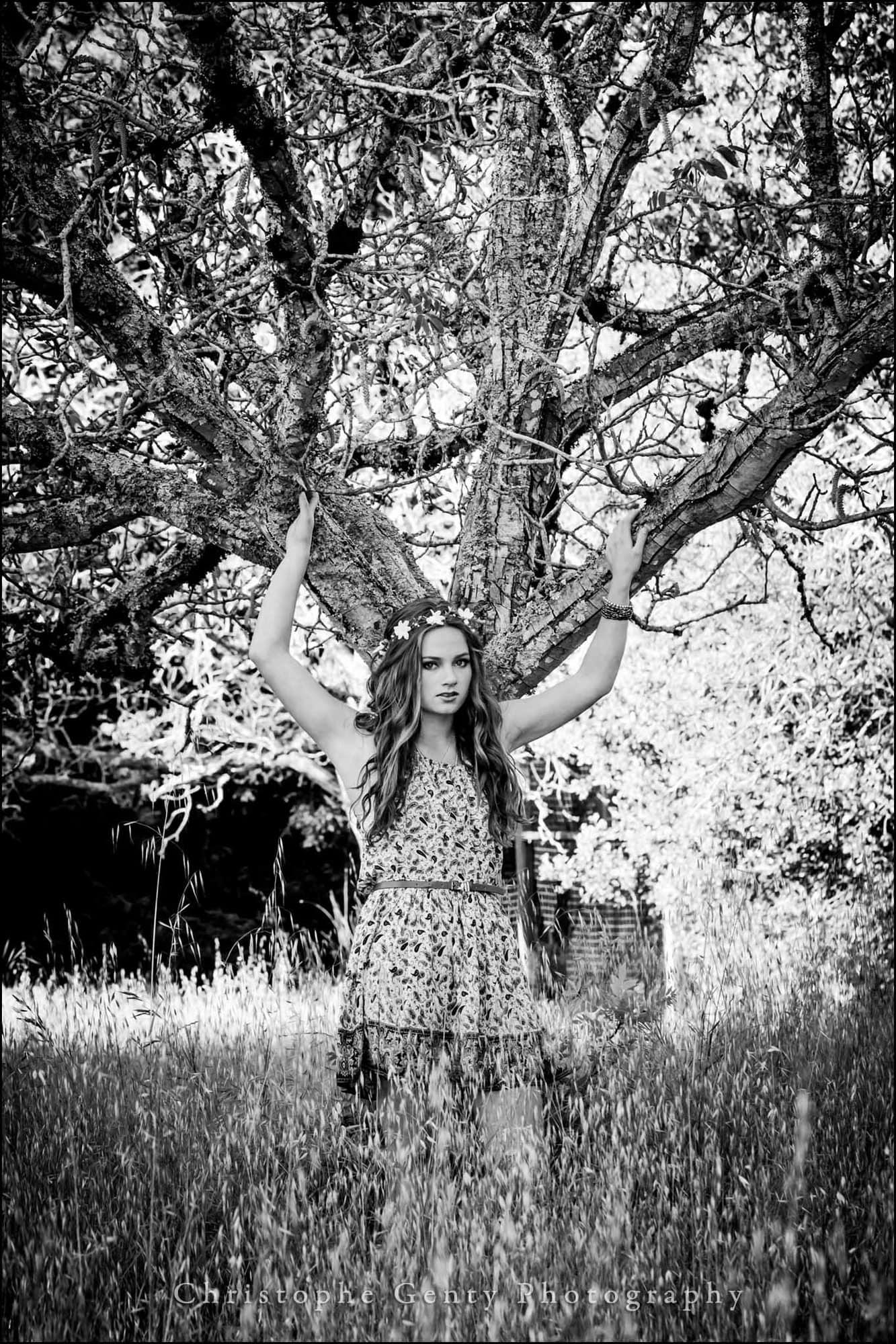 Portrait photography - Anna
