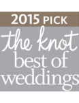 2015 Pick – The Knot Best of Weddings