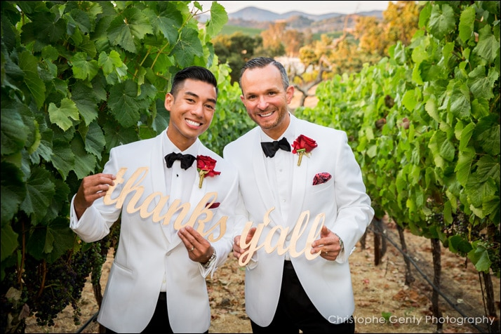 Wedding Photography at the Meritage Resprt and Spa in Napa