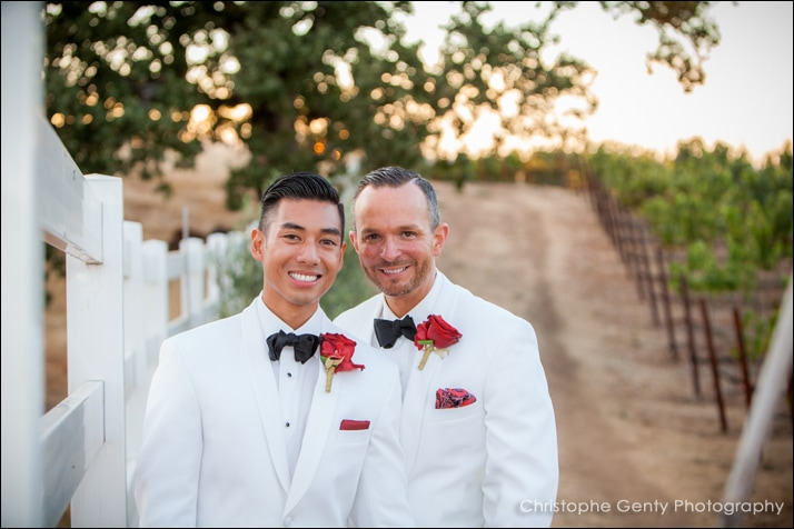 Wedding Photography at the Meritage Resort and Spa in Napa