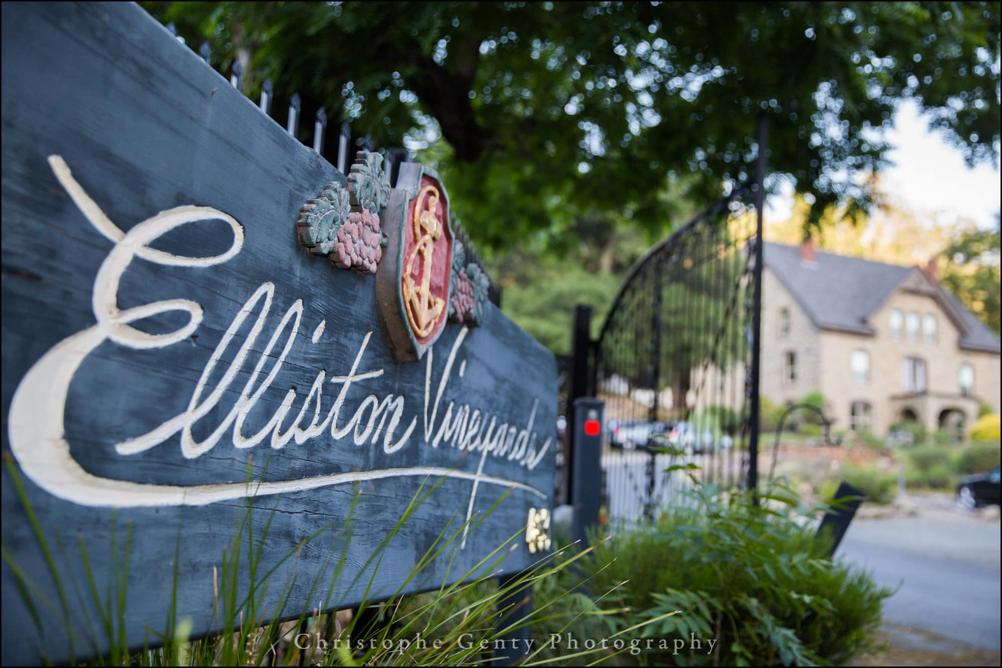 Wedding Photography at Elliston Vineyards in Sunol CA