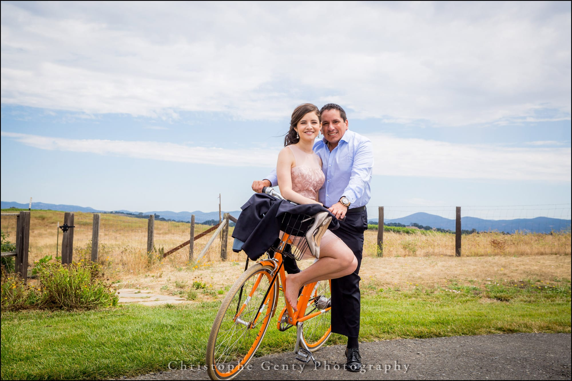 Engagement Photography at The Carneros Inn - Napa, CA