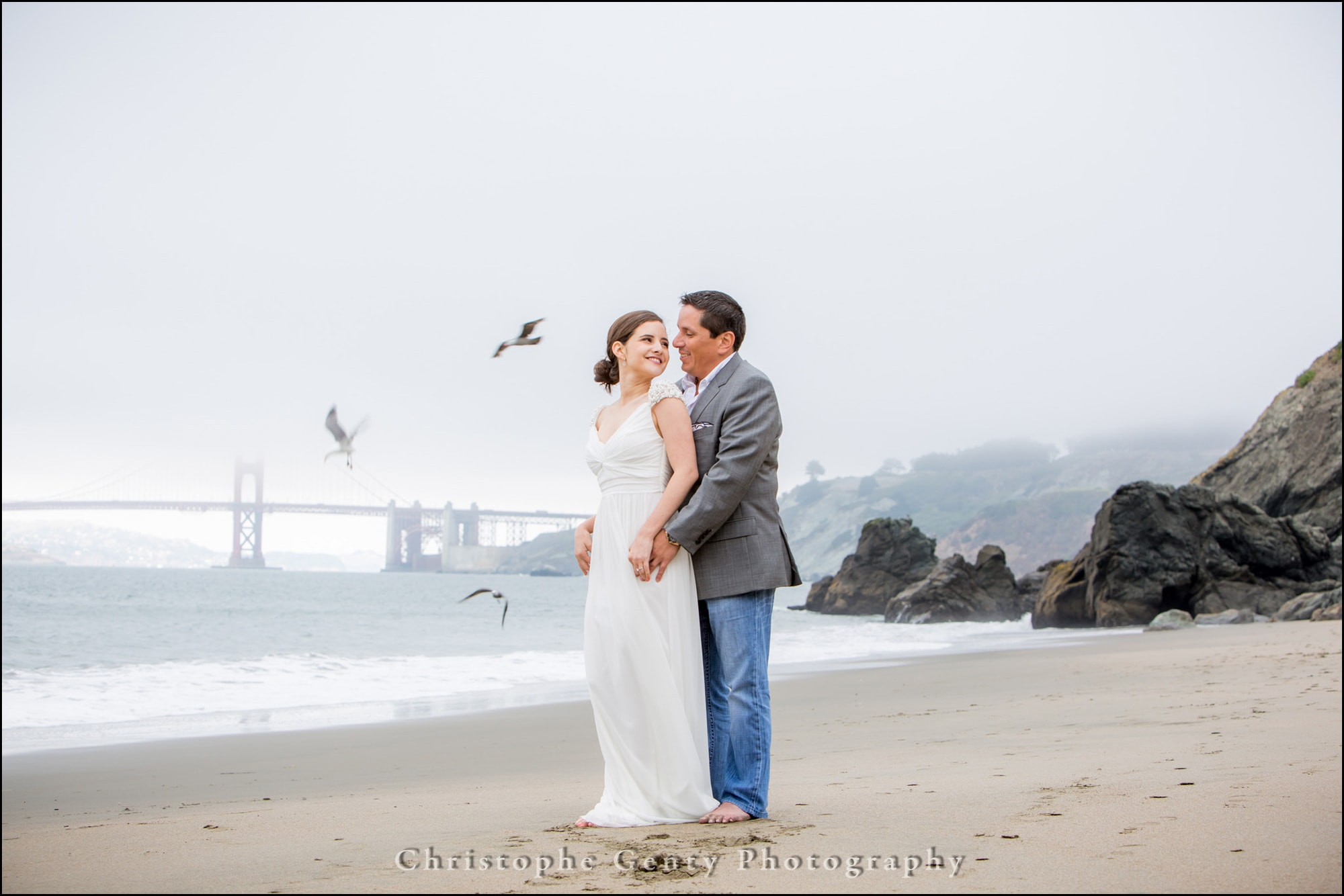 Engagement photography in San Francisco, CA
