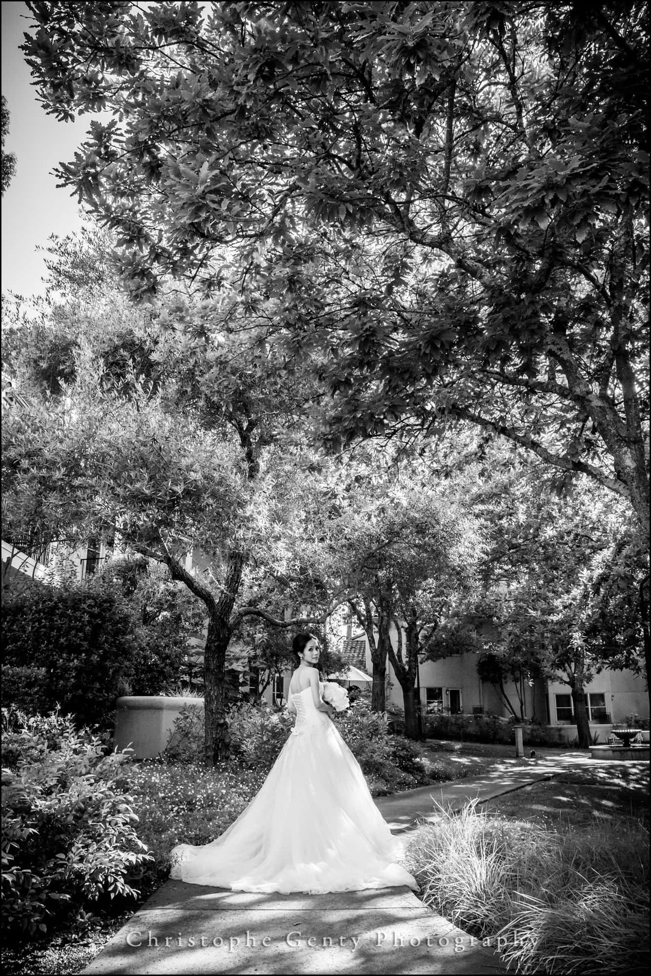Sonoma Valley wedding photography at the Fairmont Sonoma Mission Inn