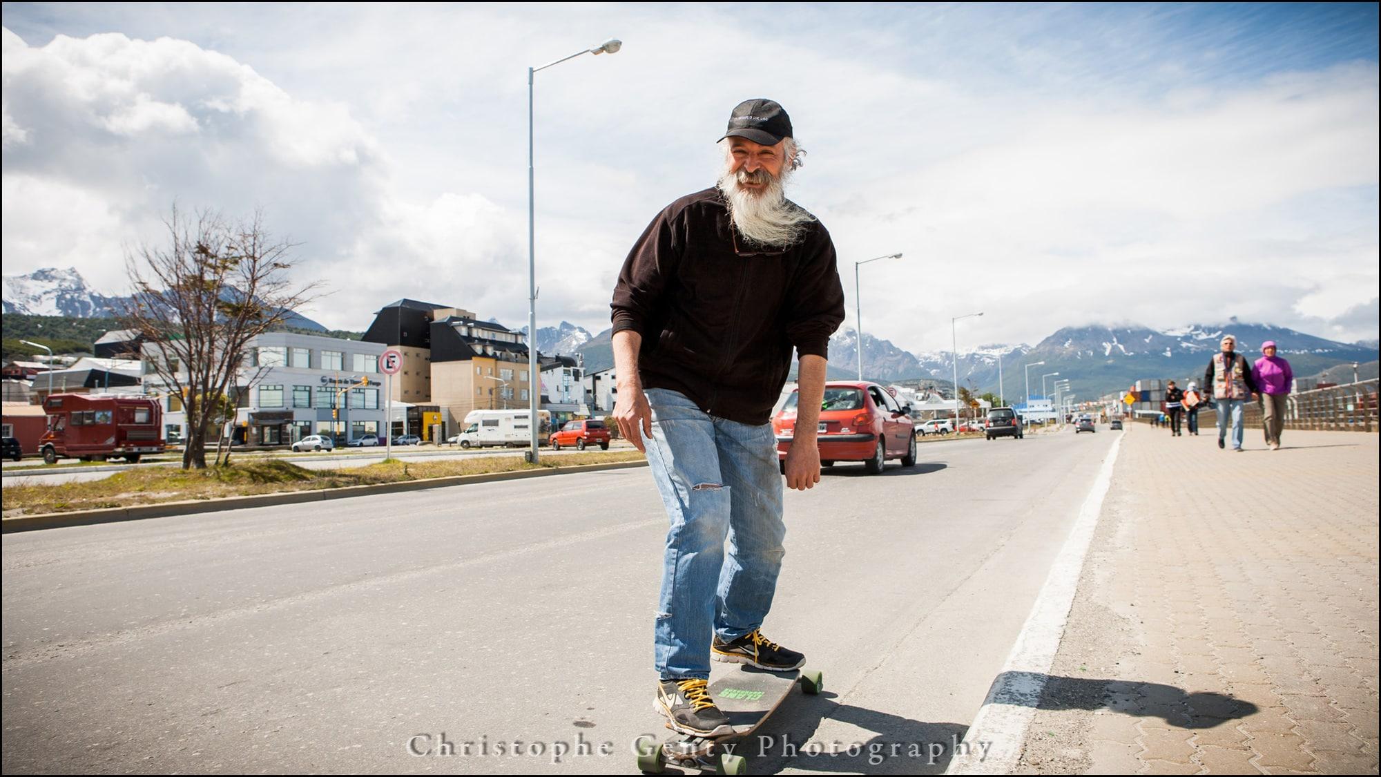 Ushuaia, Tierra del Fuego, Argentina - December 2015
