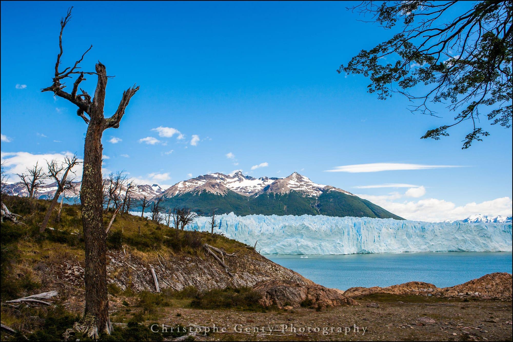 Perito Moreno National Park, Argentina - December 2015