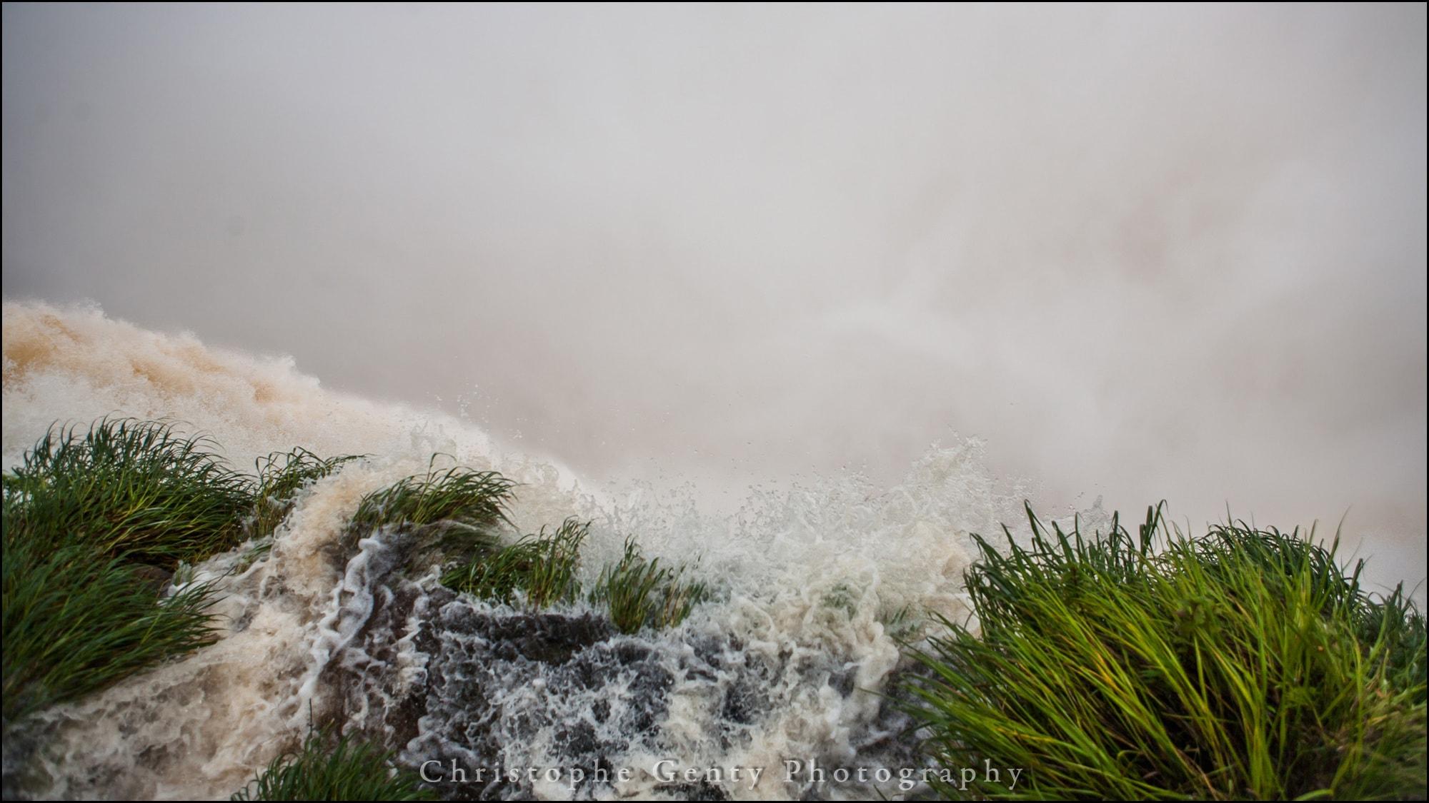 Devil's Throat, Iguazu Falls, Argentina - December 2015