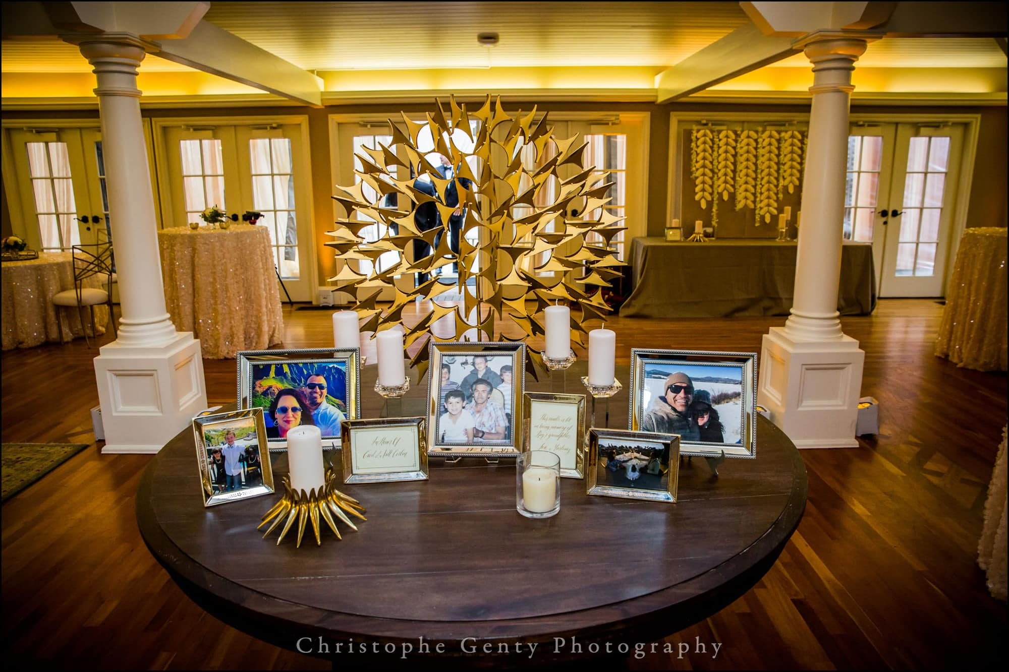 Wedding photography at Beringer Winery in St Helena, CA