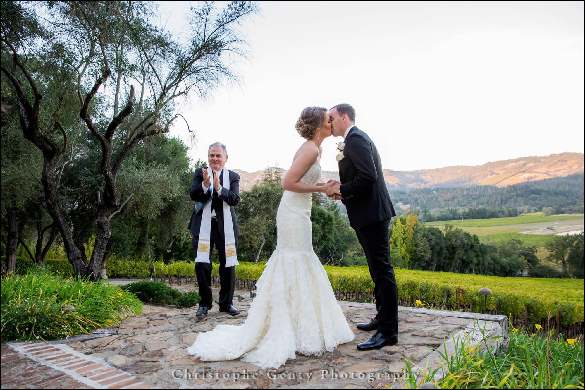 Napa Valley wedding photography