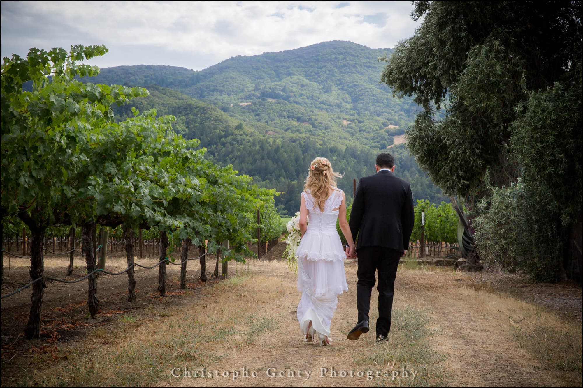 Napa Valley wedding photography