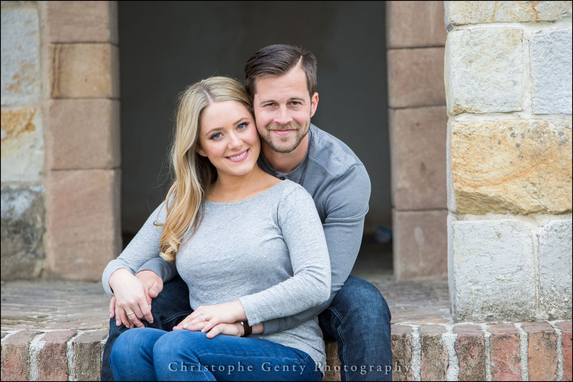 Engagement Photography at the Castello di Amorosa - Calistoga, CA