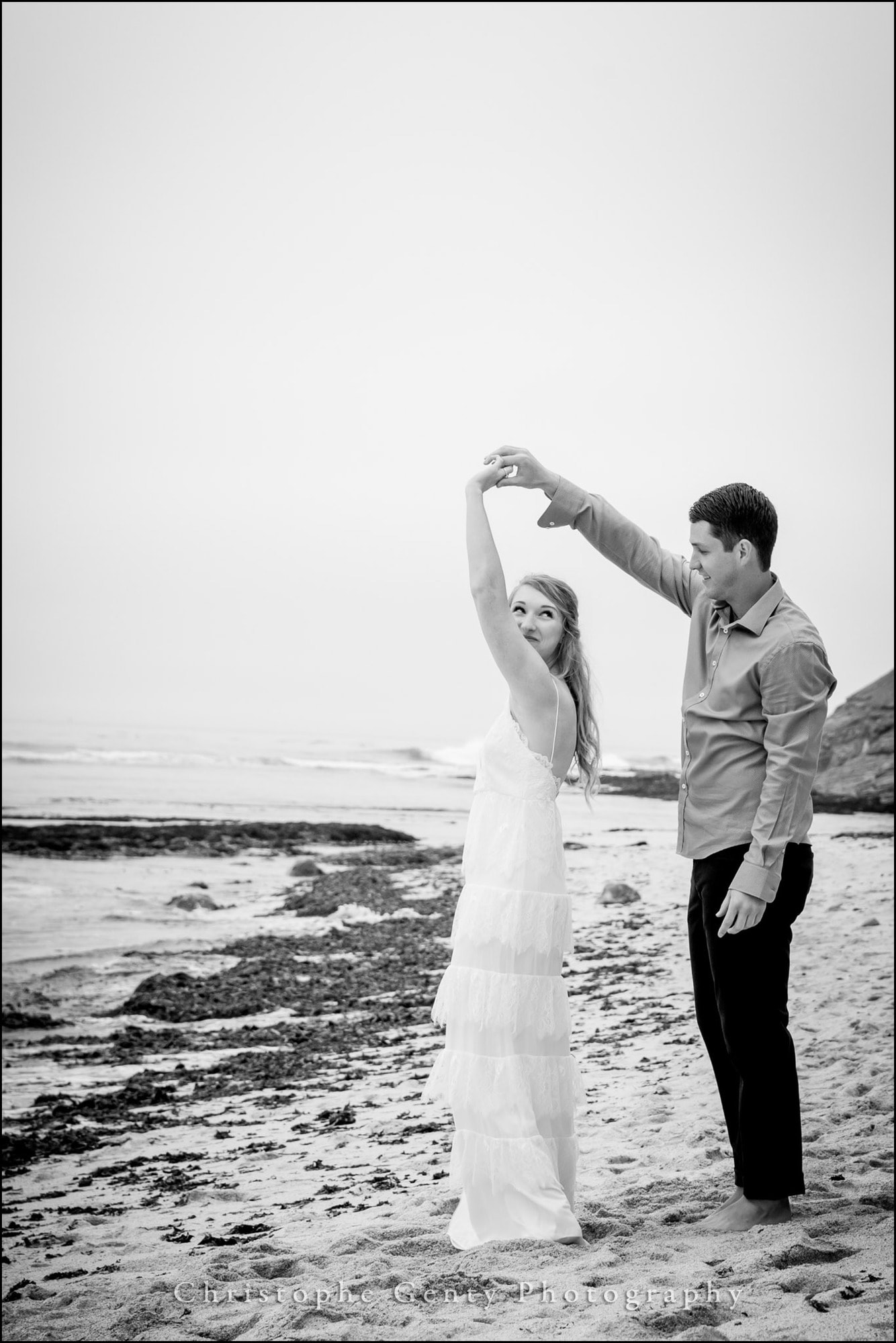 Engagement Photography in Half Moon Bay, CA