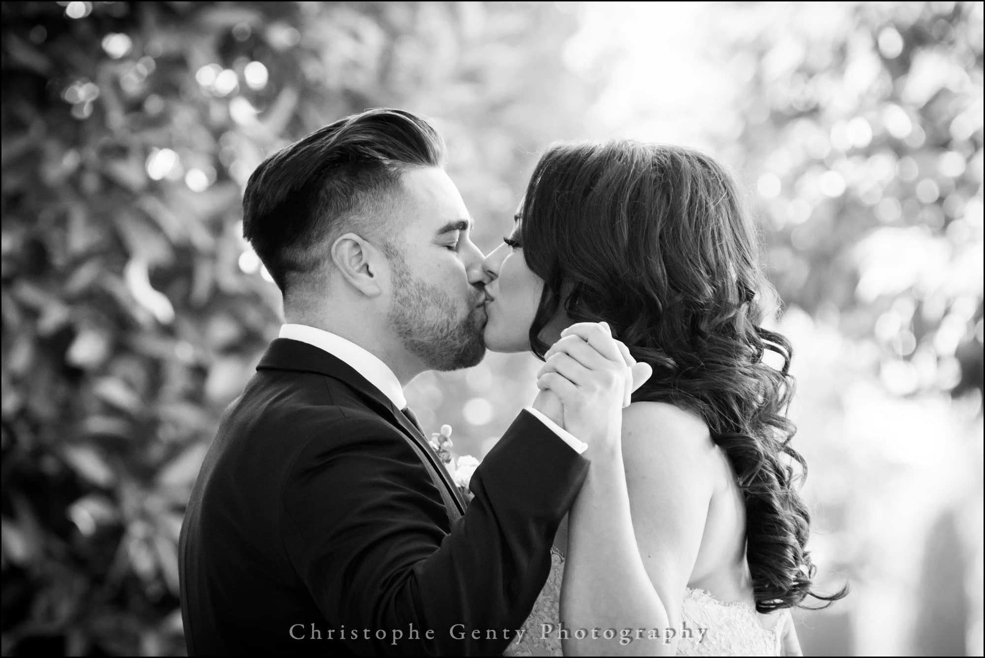 Wedding Photography at The Villagio Inn in Yountville, CA