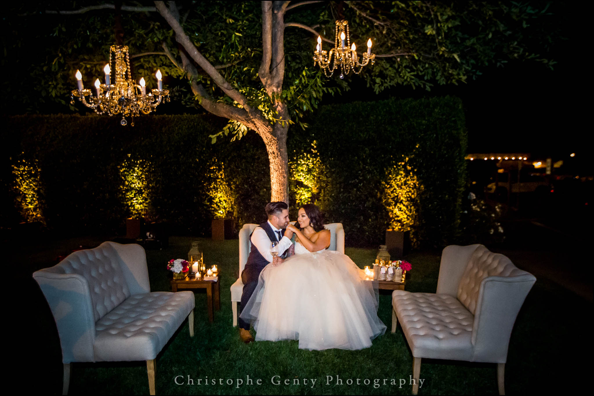 Wedding Photography at The Vintage Estate at The Villagio Inn and Spa in Yountville, CA