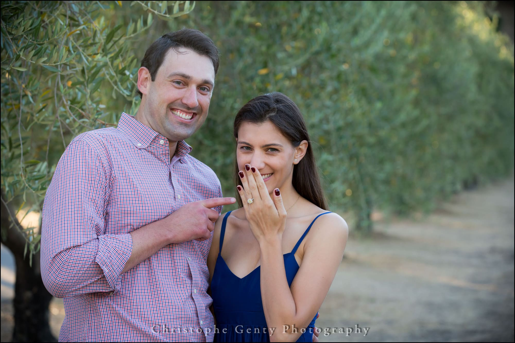 Marriage Proposal Photography at Meadowood Napa Valley