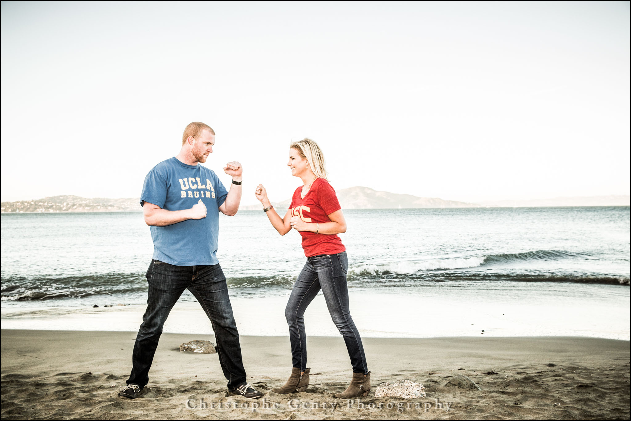 Engagement photography in San Francisco Bay Area, CA