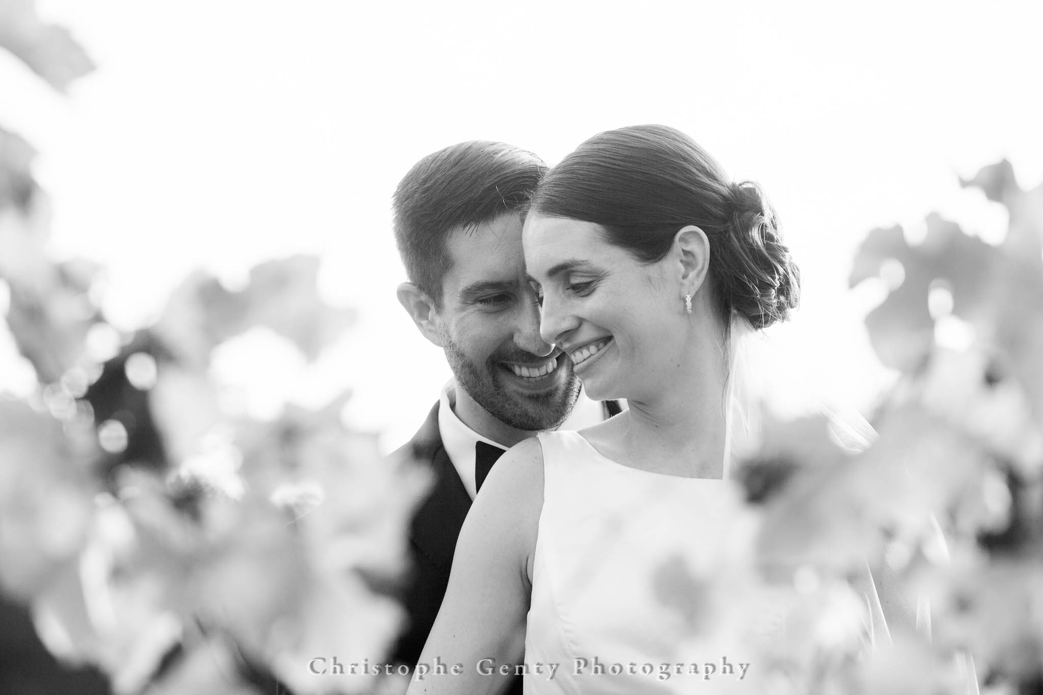 Wedding Photography at a private estate in the Napa Valley, CA | Christophe Genty Photography