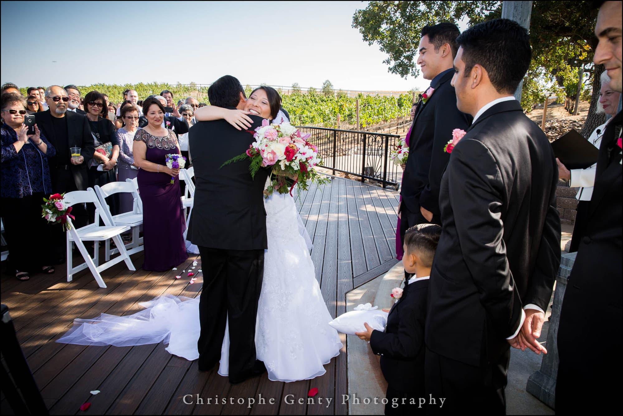 Wedding Photography at The Meritage, Napa, Ca