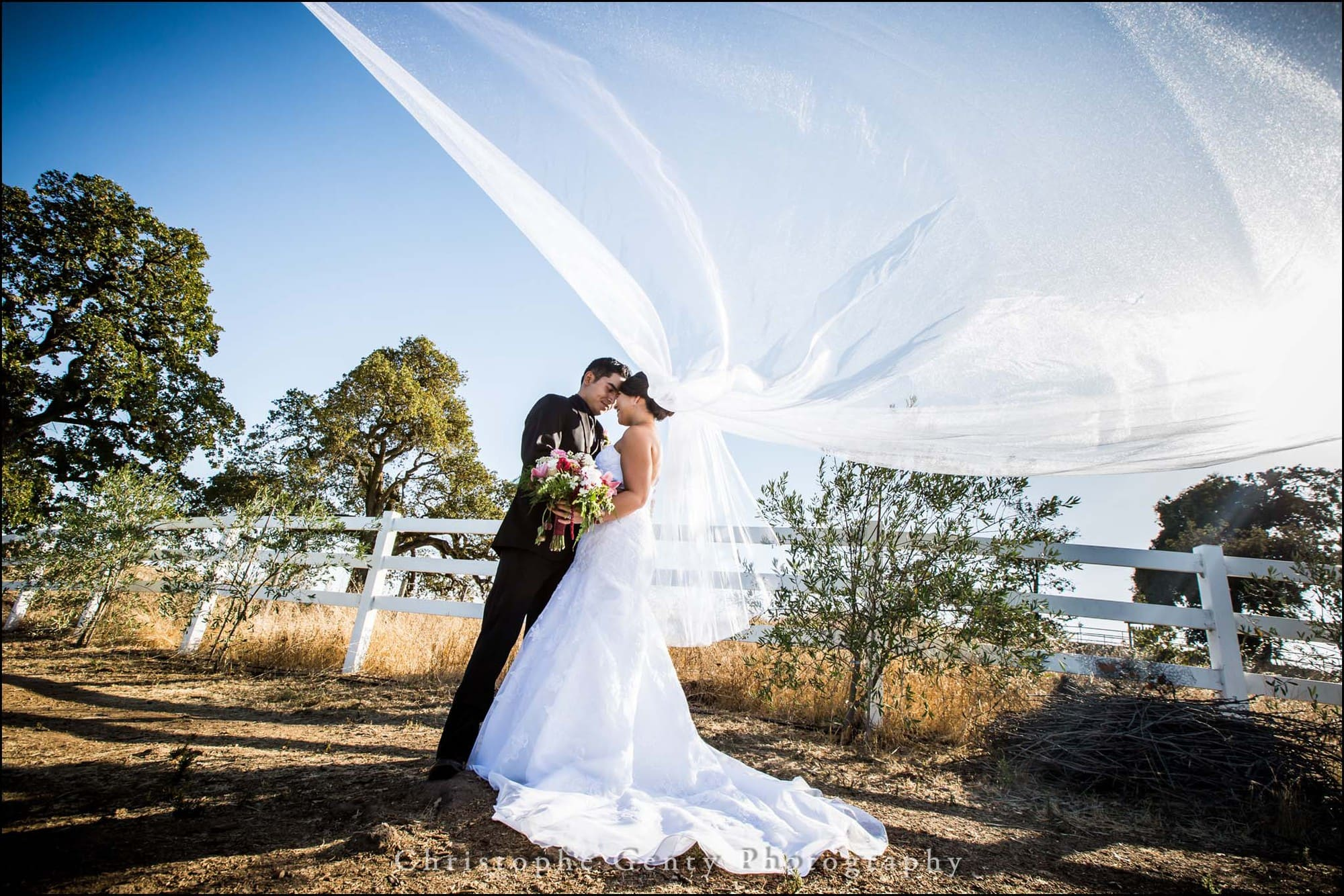 wedding photography at the meritage napa ca