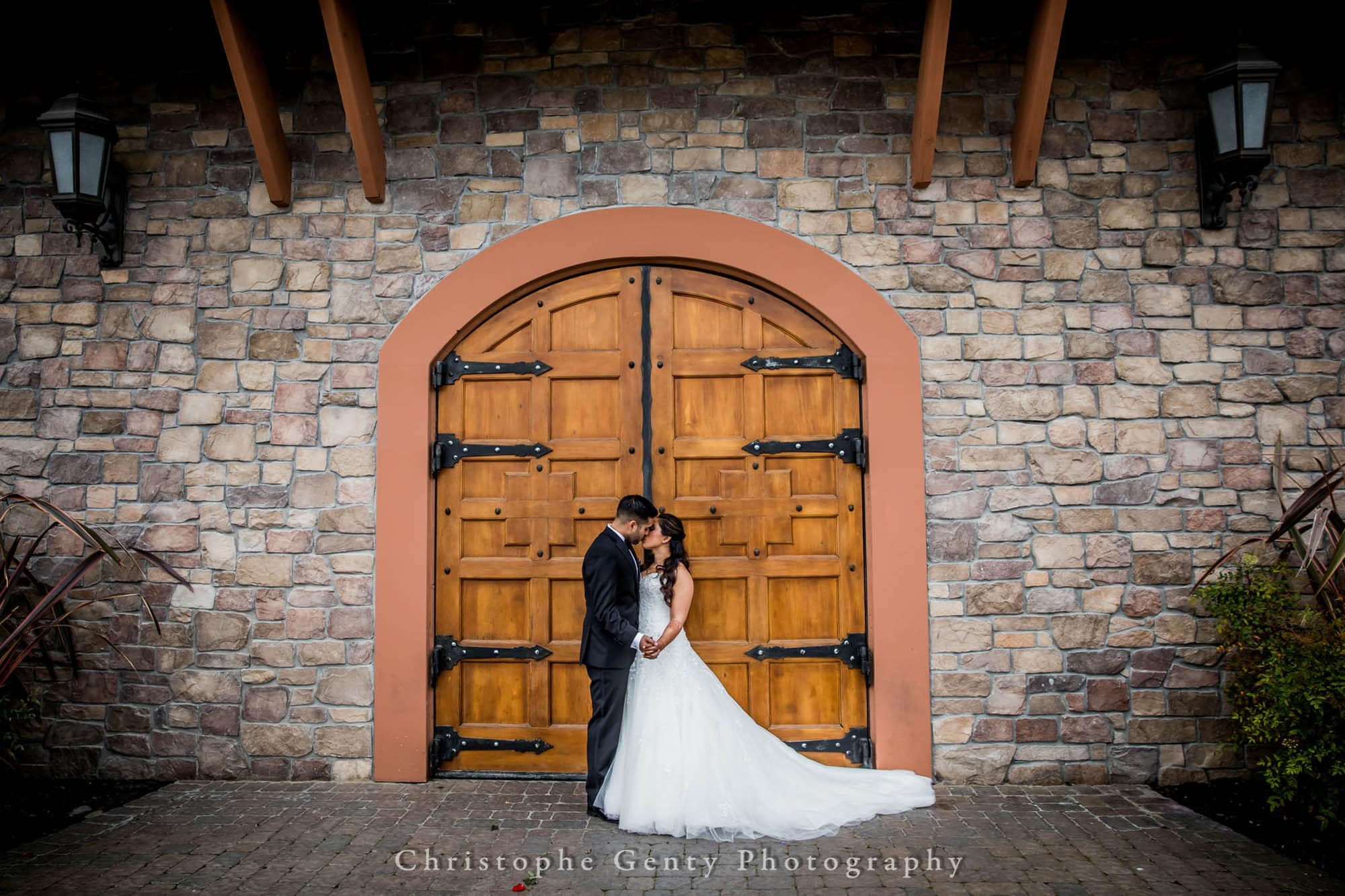 Casa Real at Ruby Hill Winery Wedding Photography - Pleasanton CA