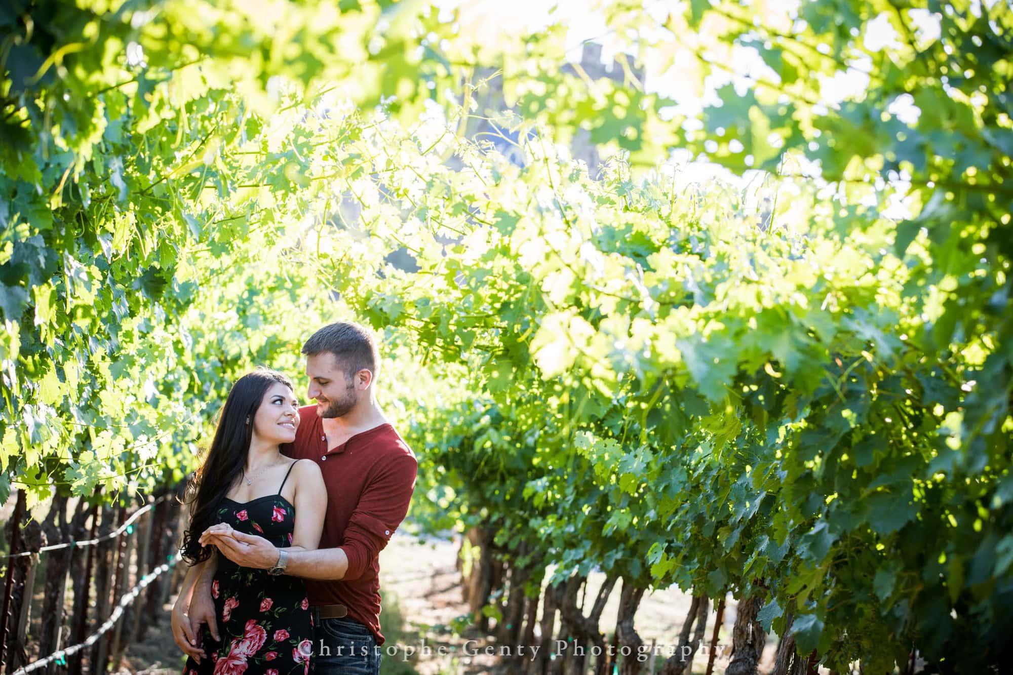 Castello di Amorosa Marriage Proposal Photography 343