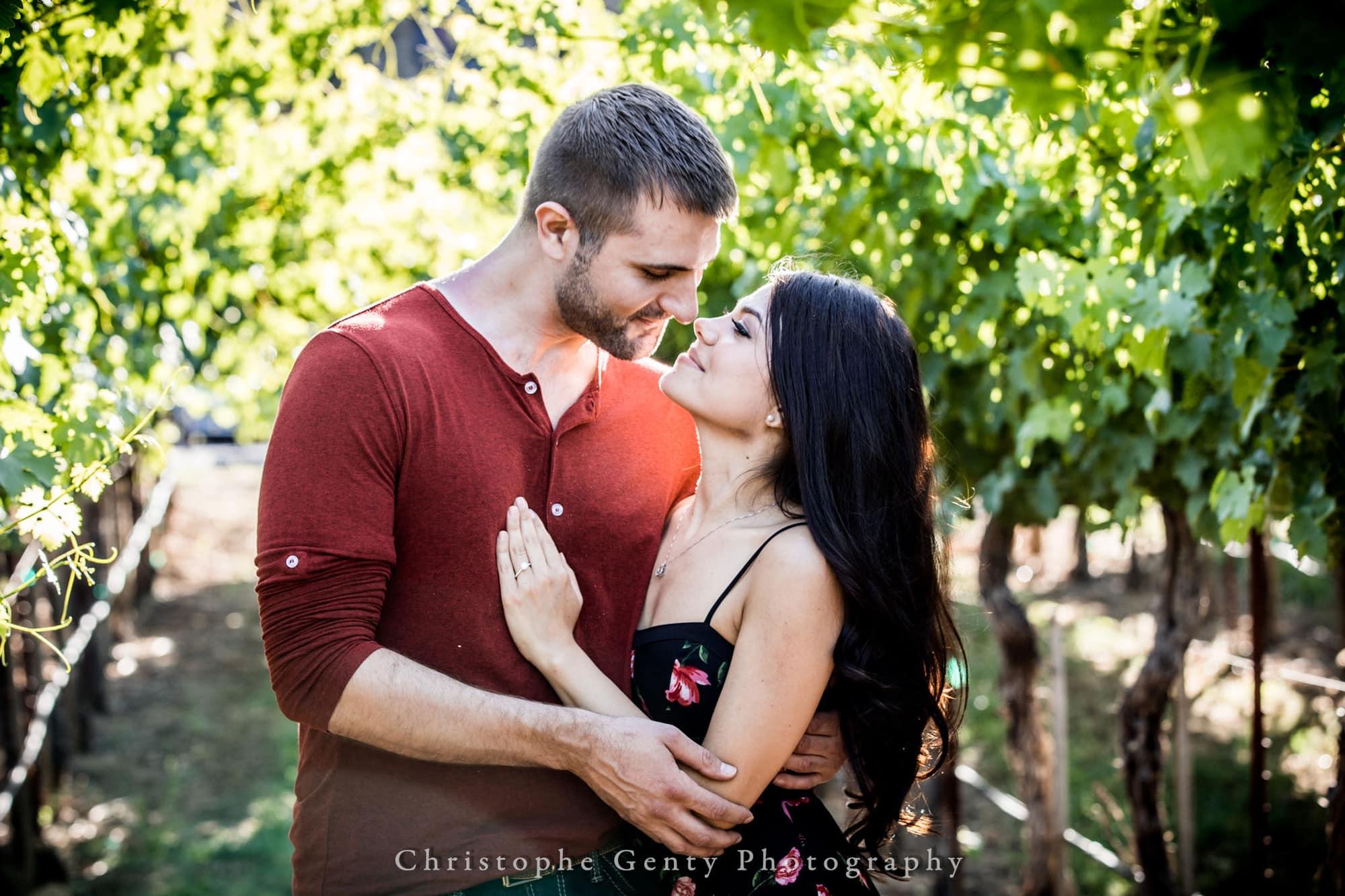 Castello di Amorosa Marriage Proposal Photography 350