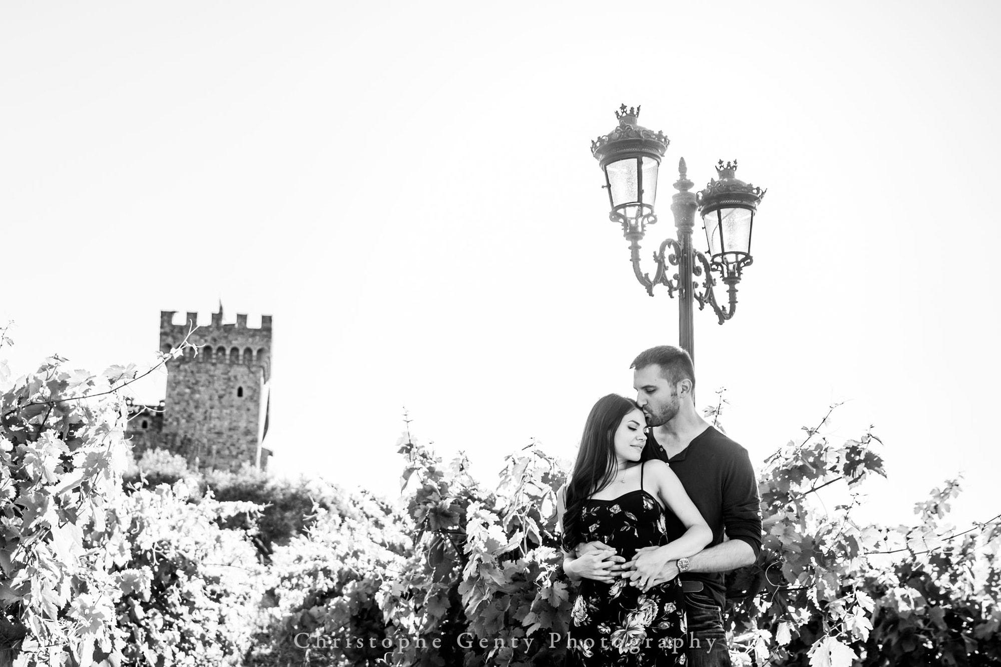 Castello di Amorosa Marriage Proposal Photography 370