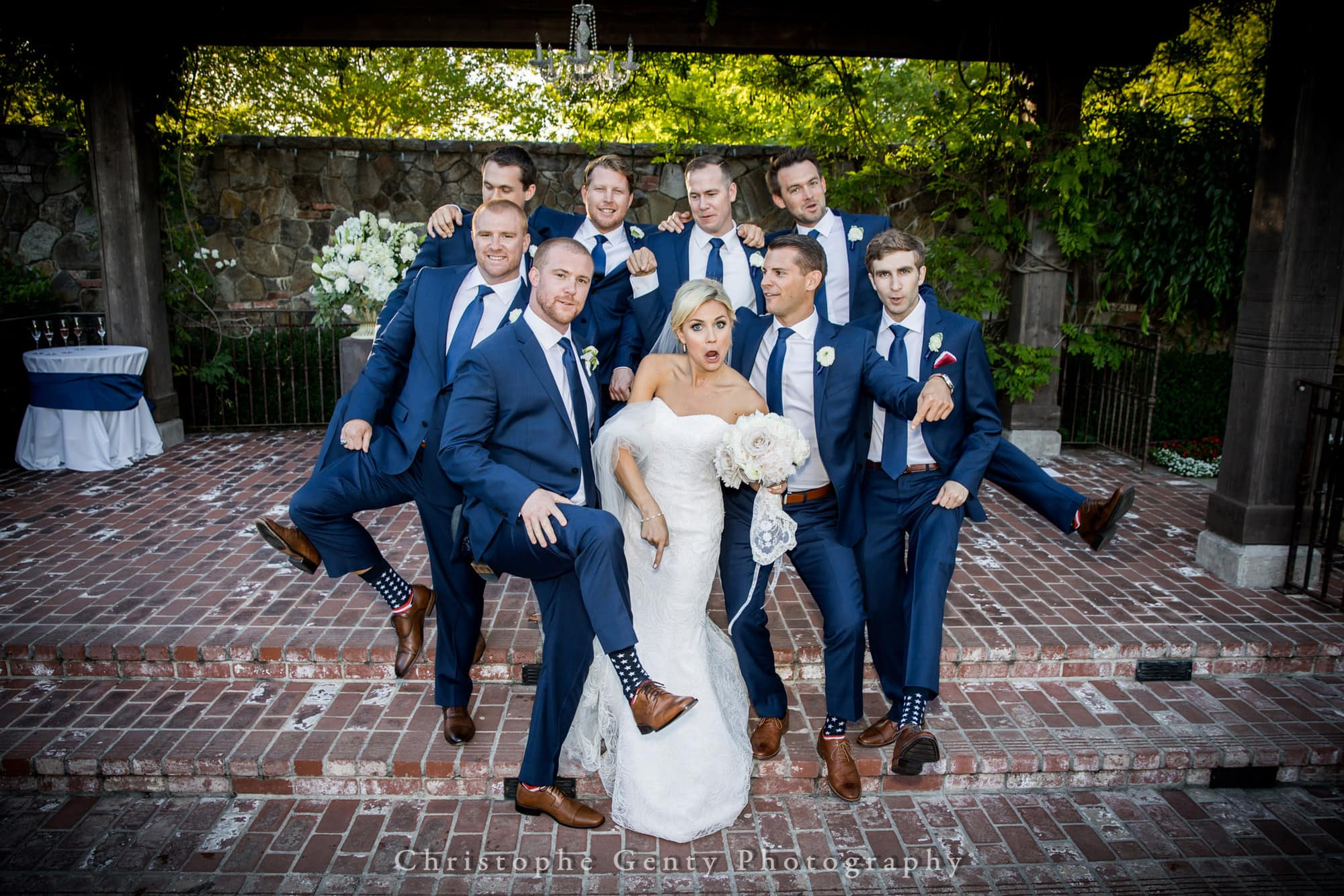 Vintage Estate Wedding Photography -305