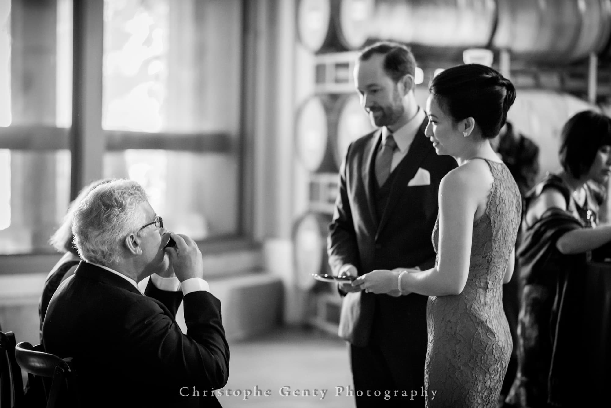Chateau St. Jean Wedding Photography - 346