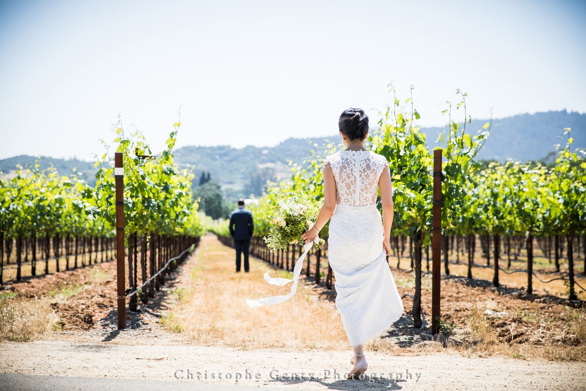 Chateau St. Jean Wedding Photography - 348