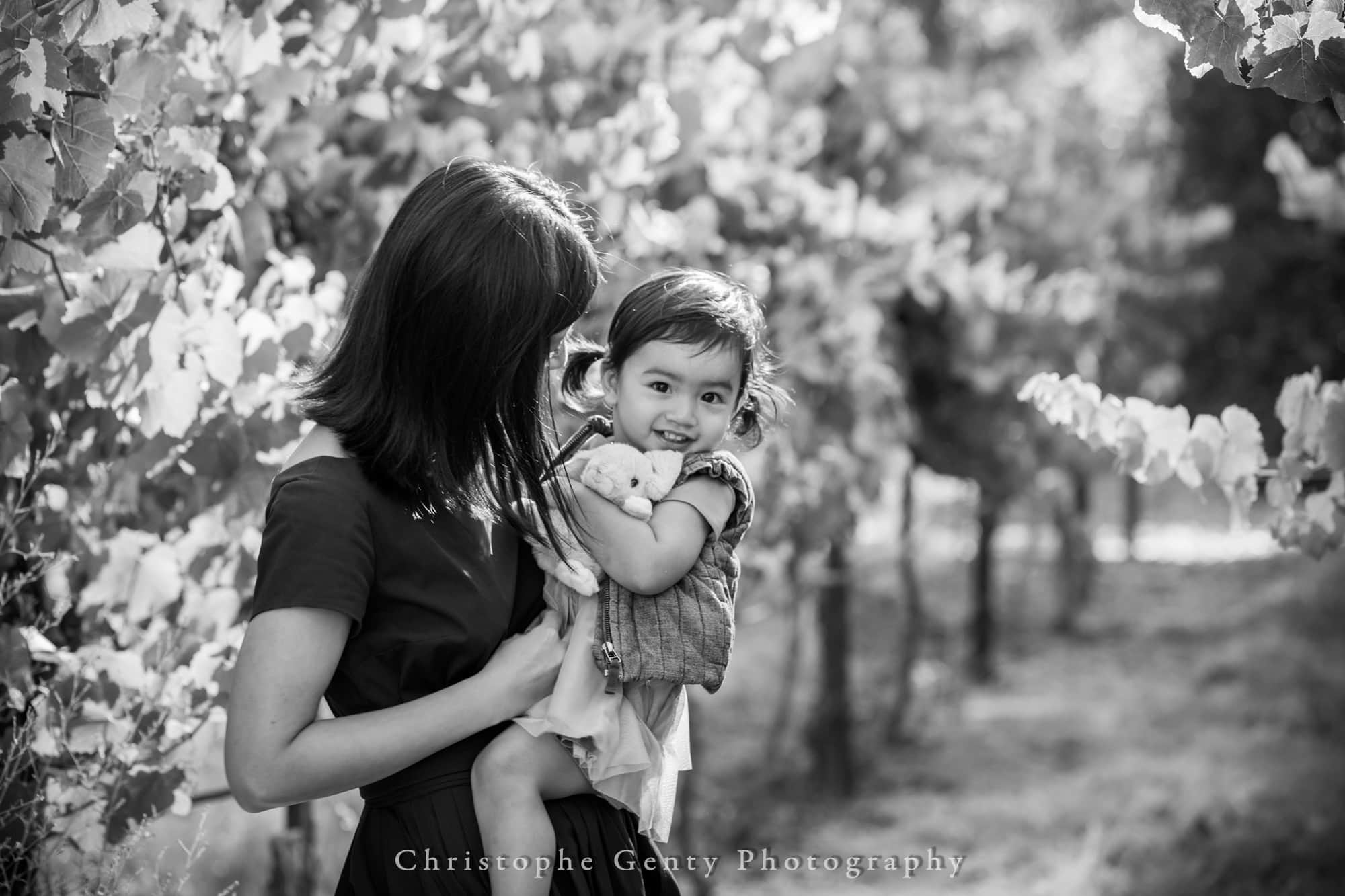 Napa Family Photography