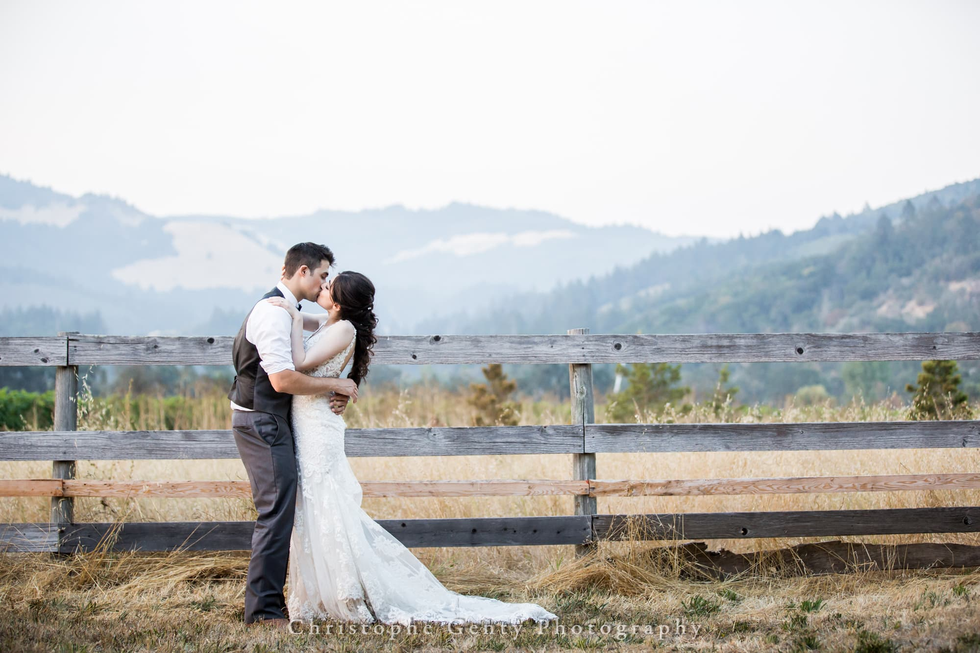 Kenwood Ranch of Sonoma at the Kenwood Farms - Kenwood, CA - Wedding Photography